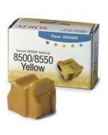 Yellow Solid Ink (1 kostka)  Xerox Phaser 8500 / 8550