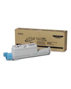 Toner Cyan duzej pojemności Xerox Phaser 6360