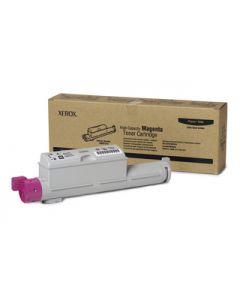 Toner Magenta dużej wydajności Xerox Phaser 6360
