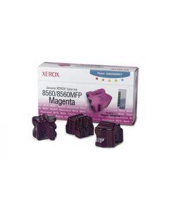 Magenta Solid Ink (3 kostki) Xerox Phaser 8560