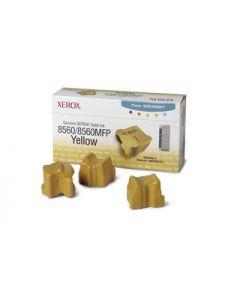 Yellow Solid Ink (3 kostki)  Xerox Phaser 8560  (zapytaj o cenę promocyjną)