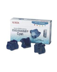 Cyan Solid Ink (3 kostki) Xerox Phaser 8560 (zapytaj o cenę promocyjną)