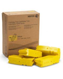 Yellow Solid Ink Xerox ColorQube 9201 / 9202 / 9203 /9301 / 9302 / 9303  Region: Europa Wschodnia