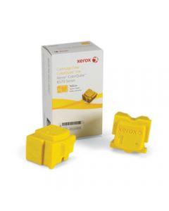 Solid Ink Yellow  ( 2 kostki )  Xerox Color Qube 8570 / 8580